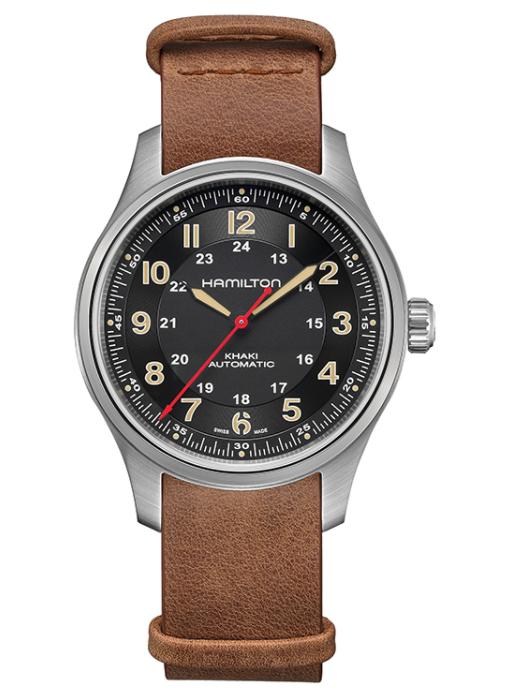 Hamilton推出《孤岛惊叫6》同款卡其色钛材质手表