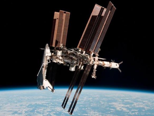 NASA计划废除国际空间站,将其转变为私人太空旅行目的地