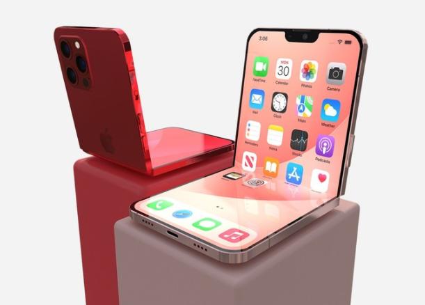 苹果可能在2024年发布可折叠iPhone