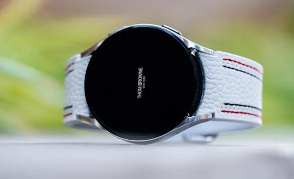 三星的Thom Browne Galaxy Watch 4 Classic将于9月29日发售